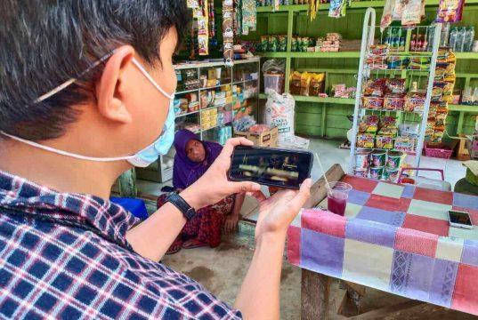 Jaringan Telkomsel Kini Masuk di Desa Rantau Atas Paser - headlinekaltim.co