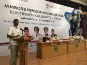 14 Orang Ikuti Jambore Pemuda Indonesia Kaltim