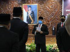 Gubernur Lantik 13 Pejabat