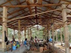 Distanak Berau Rahab Kandang di Tiga Kampung