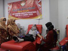 DWP Kaltim Donor Darah