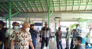Gubernur Kunjungi 4 TPS di Kukar