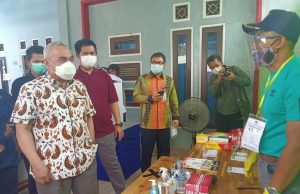 Ketua KPU Kukar Dampingi Gubernur Kaltim Pantau Pilkada