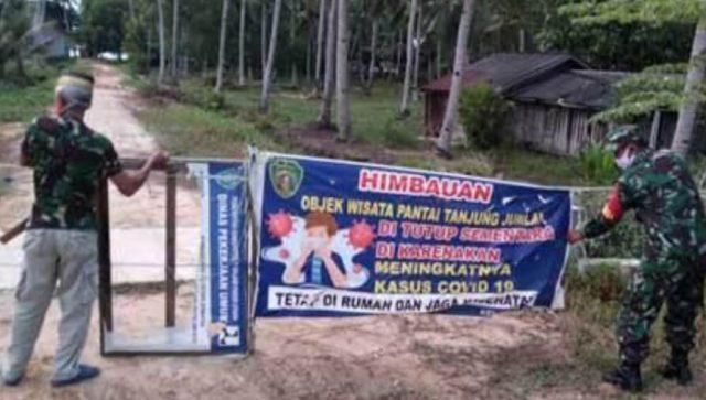 Pemkab PPU Tutup Objek Wisata