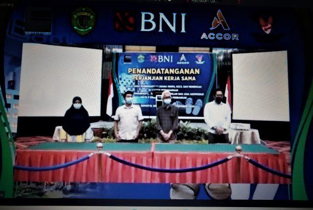 berita kaltim hari ini : Penuhi Standardisasi, Empat UMKM Kaltim Salurkan Produk ke Grup Hotel Accor Indonesia