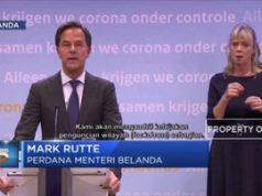 """berita internasional hari ini : Pemerintahan """"Bubar"""", PM Belanda dan Kabinet Mundur di Tengah Pandemi, Ada Apa?"""