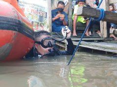 Korban tenggelam di sungai