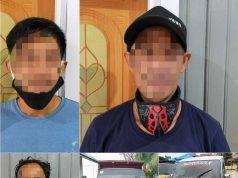 Polsek Talisayan Bekuk Pelaku Pencurian Kelapa Sawit