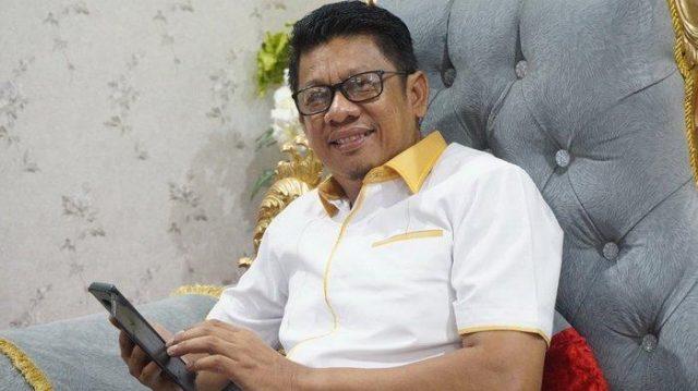 berita bontang hari ini : Pulang dari Makassar, Wali Kota Bontang Terpilih Basri Rase Positif COVID-19