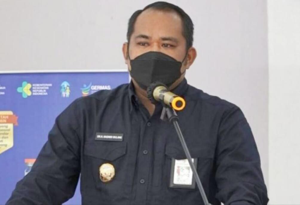 berita kutim hari ini : Kasmidi Bulang Berharap Masyarakat Patuhi Instruksi Gubernur