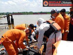 Jasad Fery, Karyawan Pencucian Mobil, Mengapung di Perairan Jembayan