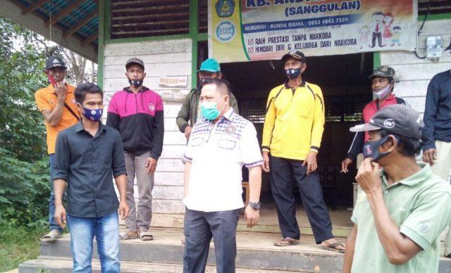 Berjarak 20 Kilometer dari Desa Sanggulan, Sarkowi Dukung Dusun Harapan Jaya Menjadi Desa