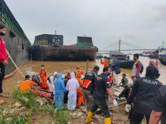 Jasad Armansyah Ditemukan 500 Meter dari Lokasi Terjun