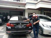 Penyidik Kejati Kaltim Sita 3 Mobil Mantan Dirut PT MGRM