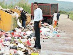 berita kutim hari ini : Pemkab Kutim Sewa Truk untuk Angkut Sampah