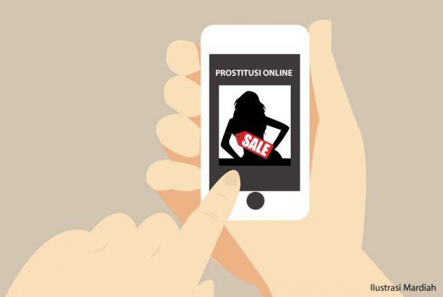 Orang Tuanya Kerap Cekcok, Siswi Madrasah Nekat Lakoni Prostitusi Daring