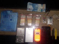 Dua Pengedar Narkoba Diringkus di Lokasi Berbeda