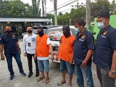 Polsek Samarinda Ulu Gagalkan Peredaran Sabu 1 Kilo ke Tanjung Kalsel