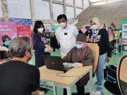 Terhambat Jaringan Internet, 1200 ASN di Kukar Jalani Vaksinasi Massal COVID-19