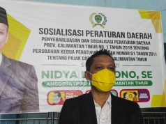 Nidya Listiyono Sosialisasi Perubahan Perda Tentang Pajak Daerah