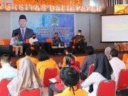 Wakil Ketua DPRD Kaltim Sosialisasikan Perda Pajak Daerah di Uniba