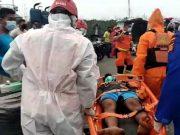 8 Kru Kapal TB Syarasd Satu yang Tenggelam Selamat