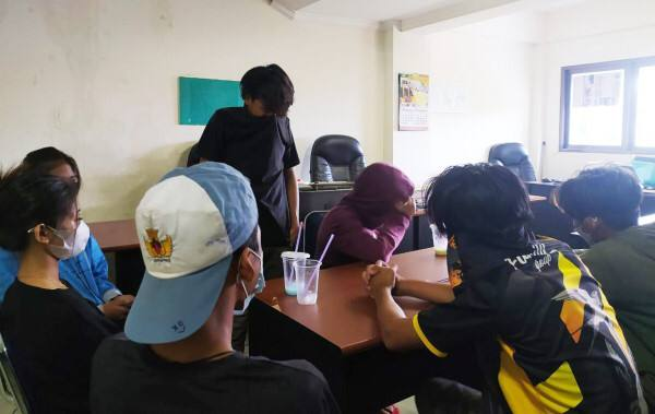 Bikin Onar di Kos Dini Hari, Tujuh Remaja Diangkut Satpol