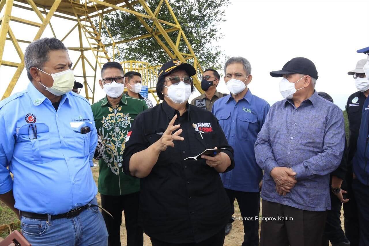 Menteri LHK: IKN Tidak Akan Mengganggu Kawasan Konservasi dan Habitat Satwa