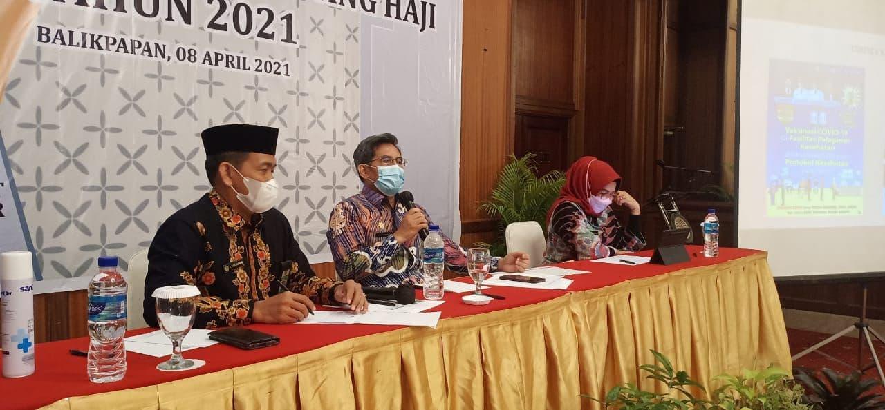 71.078 Antrean Haji Kaltim, Belum Pasti Berangkat Tahun Ini