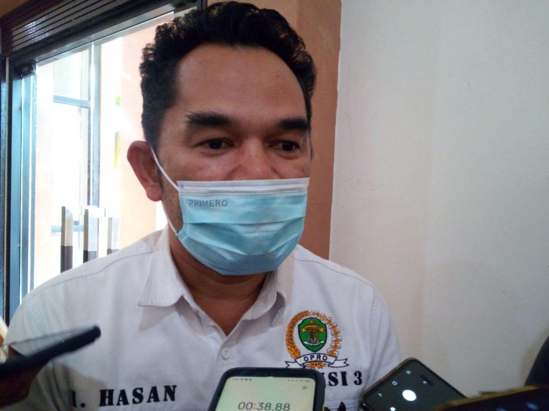 Hasanuddin Mas'ud : Berikan Efek Jera Bagi Kapal Penabrak Jembatan