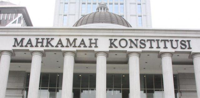 MK Tolak Uji Formil UU KPK, Satu Hakim Berpendapat Beda